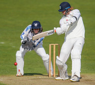 BIRKHEAD, Ben, YCCC v Durham friendly 20