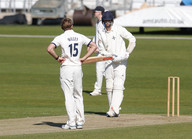 Willey reckons he should have had an lbw