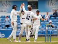 05Bess celebrates wicket of Haines_61Z77