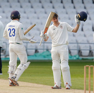 de Caires celebrates his hundred at Head