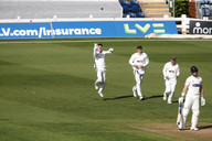 09Duke's first catch behind for 1st XI,