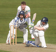BIRKHEAD, Ben YCCC v Durham friendly 202