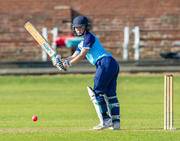 Lucy Lindley on debut for Yorkshire Wome