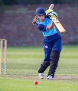 Ophelia Watson on debut, batting 4_61Z60