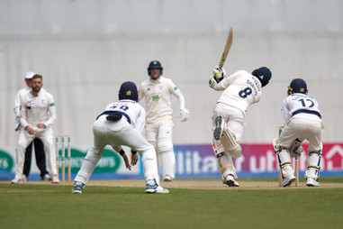 Dawson lobs Leaning to Root on deep mid