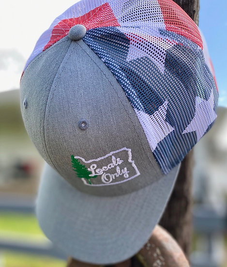 US Flag Hat