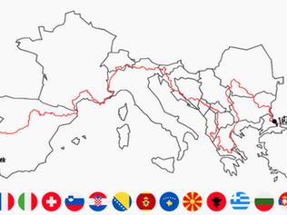Deux Pas Vers l'Autre : traverser l'Europe d'ouest en est, à la rencontre des autres, à pied !