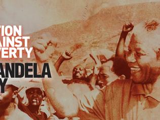 Mandela Day 2017 : 67 minutes pour lutter contre la pauvreté