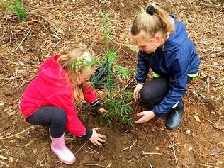 CREAttitude, l'association qui veut semer des graines de conscience écologique chez les enfants.