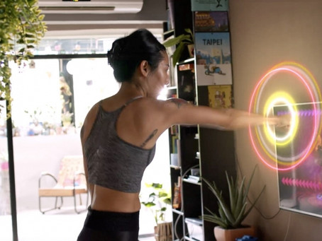 CES 2021 Uniigym Combines AI and Cloud Algorithms to Change Virtual Fitness Apps