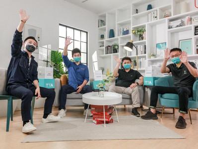 【TTA新創好物開箱】線上首播 科技防疫新品吸睛