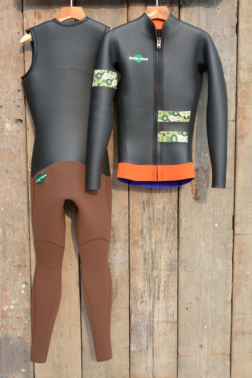 Mater mare wet suit