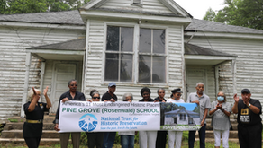 Virginia's Pine Grove School named one of 'America's Most Endangered Historic Places'