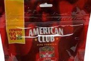 American Club Pipe Red 1.5 Oz Bag