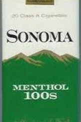 Sonoma Menthol Green 100