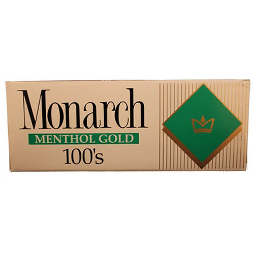 Monarch Menthol Gold FSC