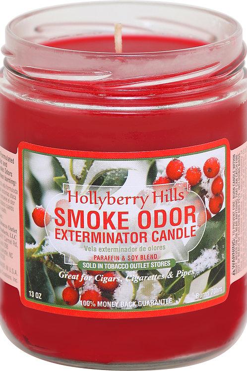 Smoke Odor Jar Hollyberry Hills 13Oz