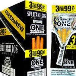 Splitarillos One Hundred 6/.99 15