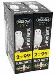 White Owl Cigar Black 2/.99 30 Ct