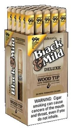 200429 - BLACK & MILD DELUXE WOOD TIP _9