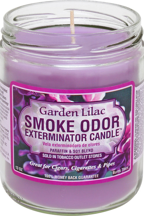 Smoke Odor Jar Garden Lilac 13 Oz