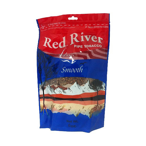 Red River Smooth 6 Oz Bag