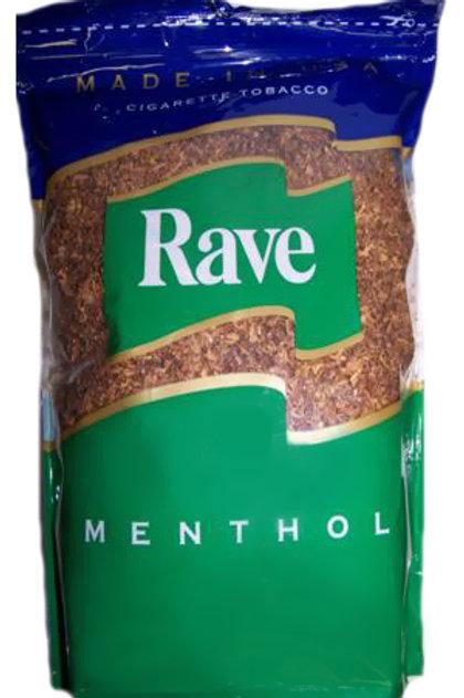 Rave Menthol 8 Oz Bag