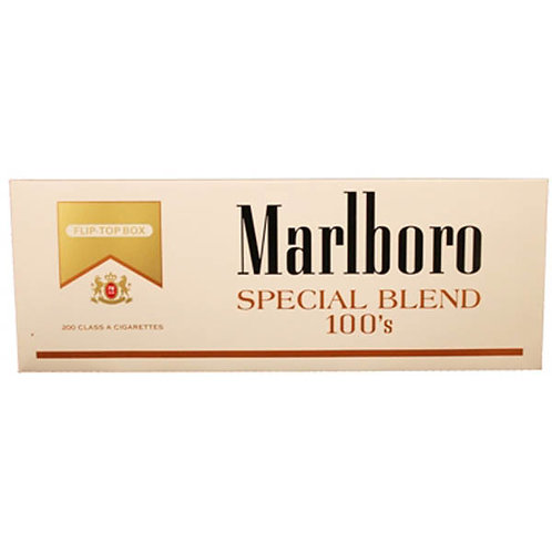 Marlboro SP Blend Gold 100 Box FSC