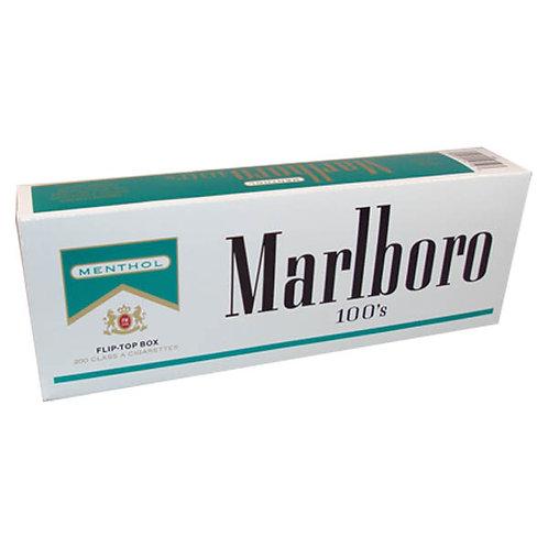 Marlboro Menthol Gold 100 Bxx FSC