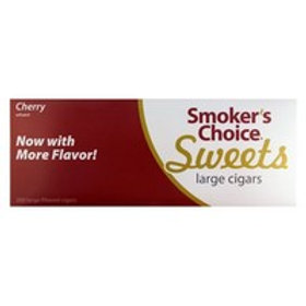 Smokers Choice Large Cherry Swt 10