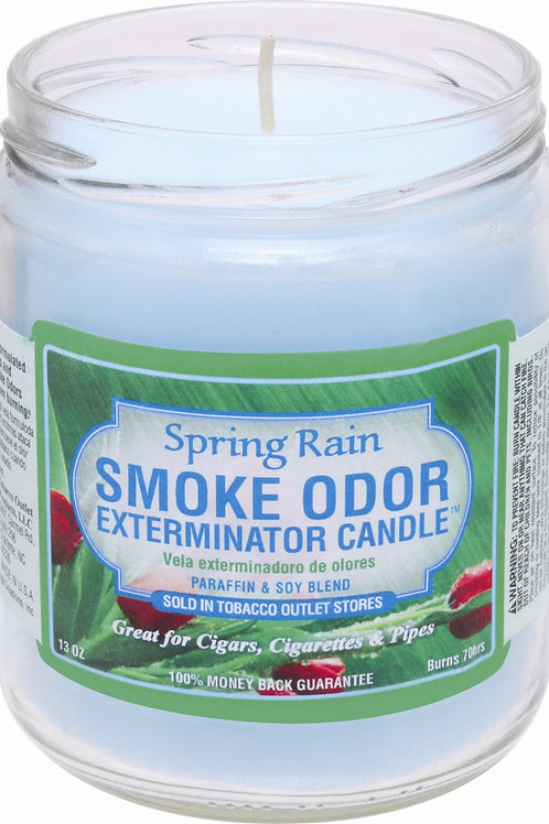 Smoke Odor Jar Spring Rain 13 Oz