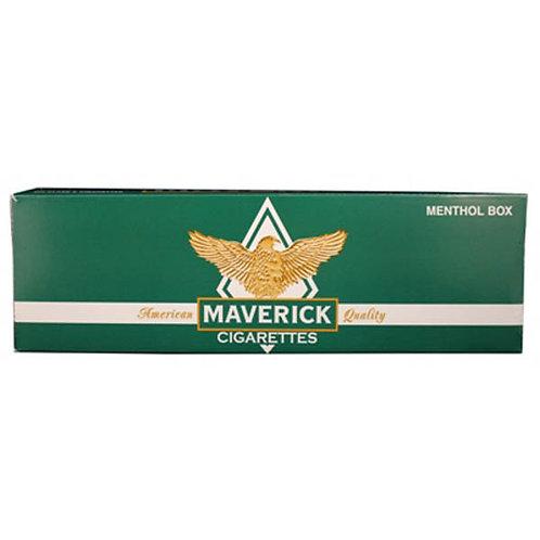 Maverick Menthol Box FSC