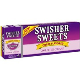 Swisher Little Cigar Grape  10 Ct