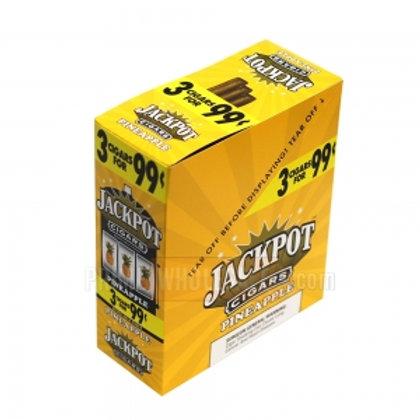 Jackpot Cigarillo Pineapple 3/.99