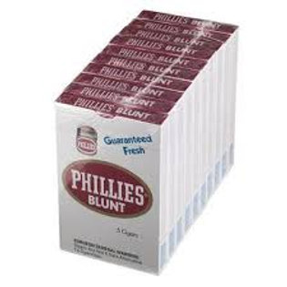 Phillie Blunt Regular 10/5 Pk