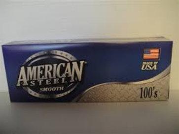 American Steel Cigar Smooth 100 10