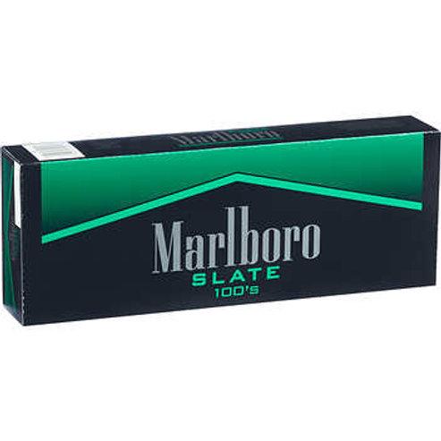 Marlboro Menthol Slate 100 Box FSC