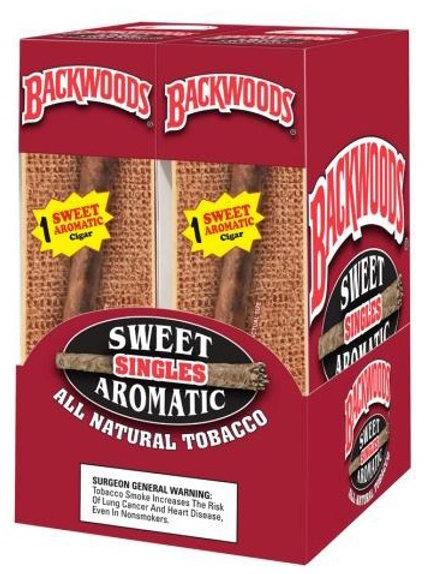 Backwoods Singles Sweet Aromatic