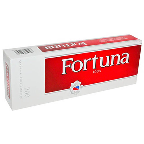 Fortuna Red 100 Box FSC