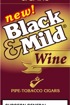 Black & Mild (Wine) Box