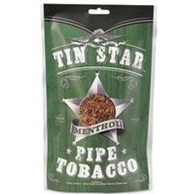Tin Star Pipe Tobacco Menthol 3 Oz