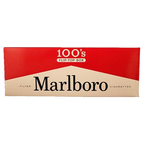 Marlboro 100 box