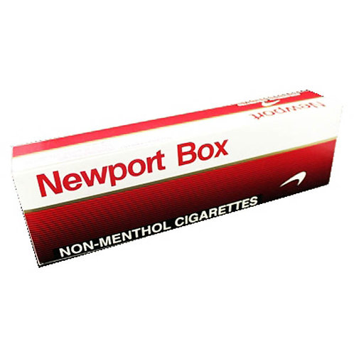 Newport Non Menthol Box