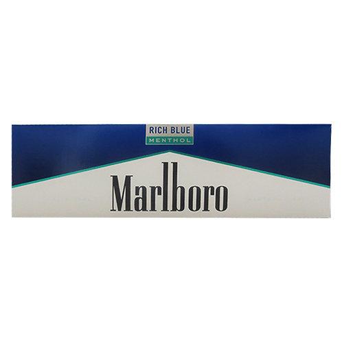 Marlboro Menthol Blue Box FSC