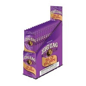 Zig Zag Slo Burn Cigar Grape