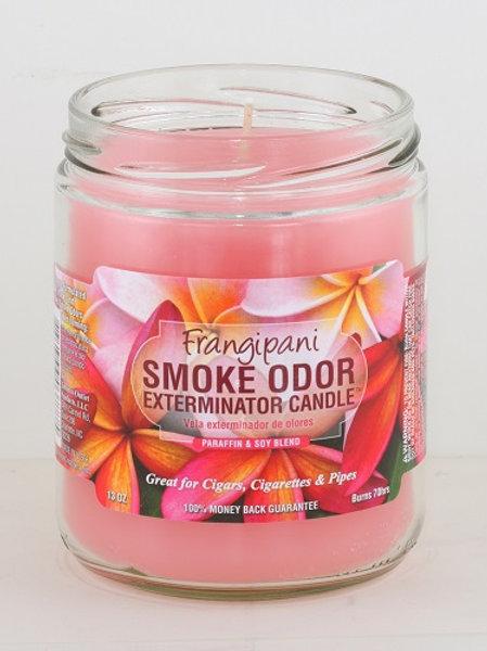 Smoke Odor Jar Frangipani 13 Oz