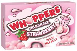 WHOPPERS STRAW. MILKSHAKE