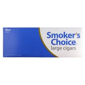 Smokers Choice Lg Blue 100 Box 10Ct