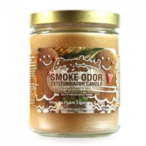 Smoke Odor Jar Ginger Bread Lane 13oz