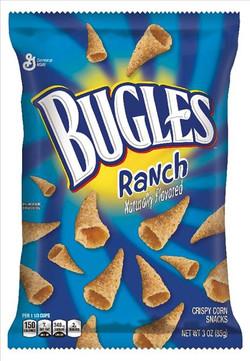 316244 -  BUGLES RANCH        3 OZ 6 CT.
